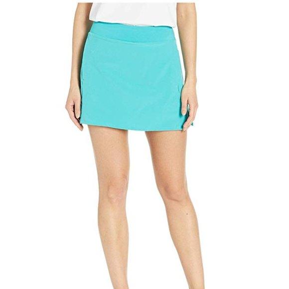 "Nike Dresses & Skirts - Nike Ladies Dry- Fit Core 15"" Skirt Cabana Large"